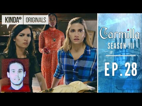 """Carmilla   S3 E33 """"A God Walks Into A Giant Pit…"""" from YouTube · Duration:  5 minutes 32 seconds"""