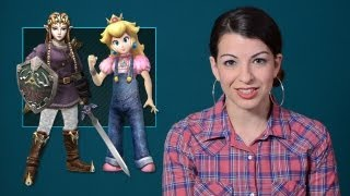 Damsel in Distress: Part 1 - Tropes vs Women in Video Games thumbnail