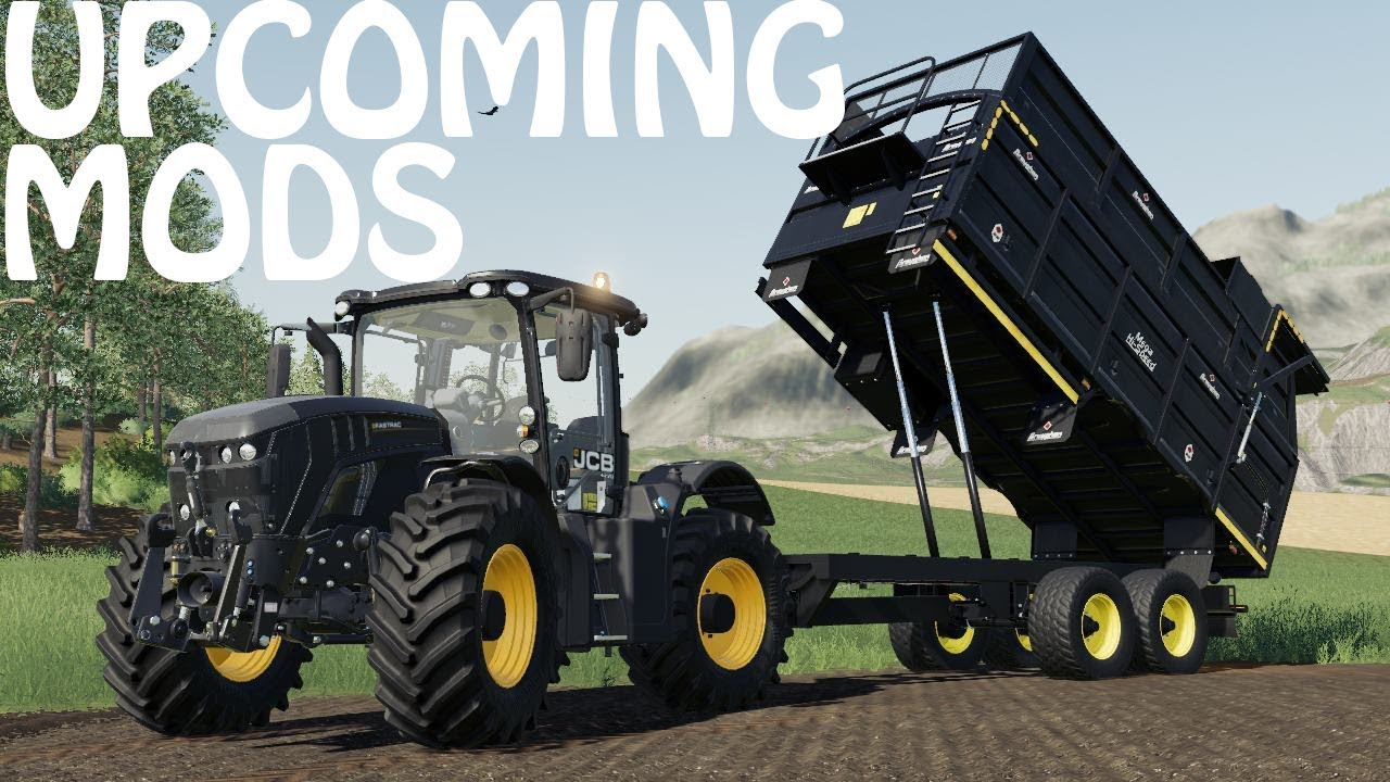 NEW UPCOMING MODS in Farming Simulator 2019 | ALL NEW CONFIRMED MODS | PS4  | Xbox One