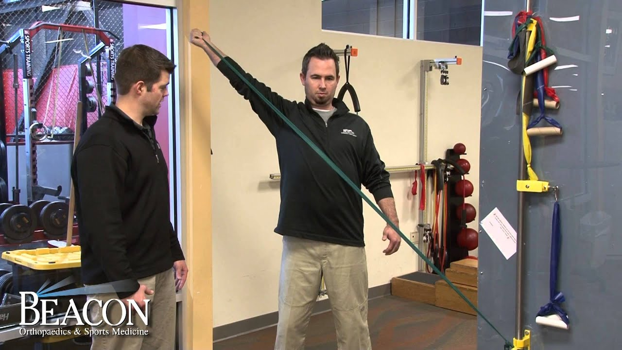 Theraband D2 Pattern - YouTube