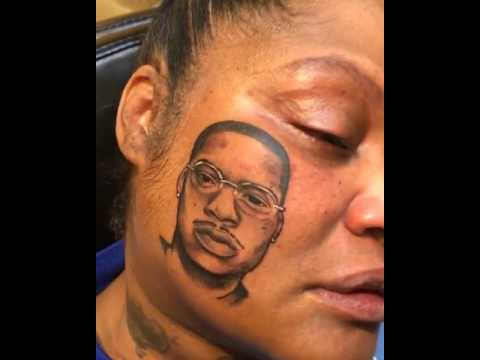 Face tattoo gone wrong youtube for Face tattoos gone wrong