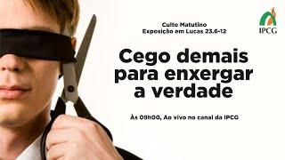 CULTO MATUTINO - 04/04/2021