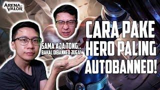 Download Video Ga Peduli! Walaupun Ga Ada yang Bisa PAKE! Hero ini Tetap AUTOBANNED! MP3 3GP MP4