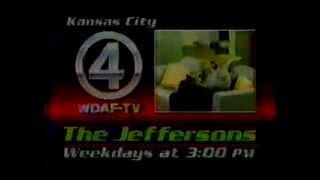 2 Brief WDAF-TV Promos 1985