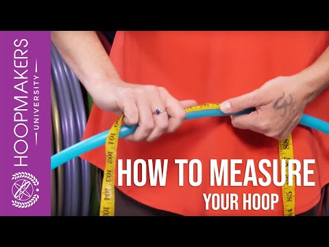 How to Measure Tubing for a Hula Hoop