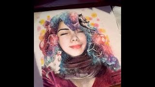 SPEED DRAWING: Surreal Drawing | AdonayARTEaga