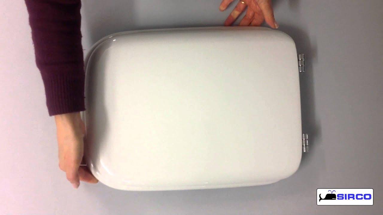 Sedile copriwater ideal standard modello conca bianco for Ideal standard conca prezzo