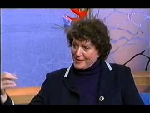 Very Rare Majel Barrett Roddenberry Television Appearance on ITV s This Morning UK circa 2002