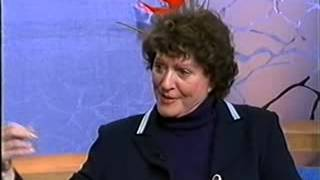 Very Rare Majel Barrett Roddenberry Television Appearance on ITV s This Morning UK circa 2002