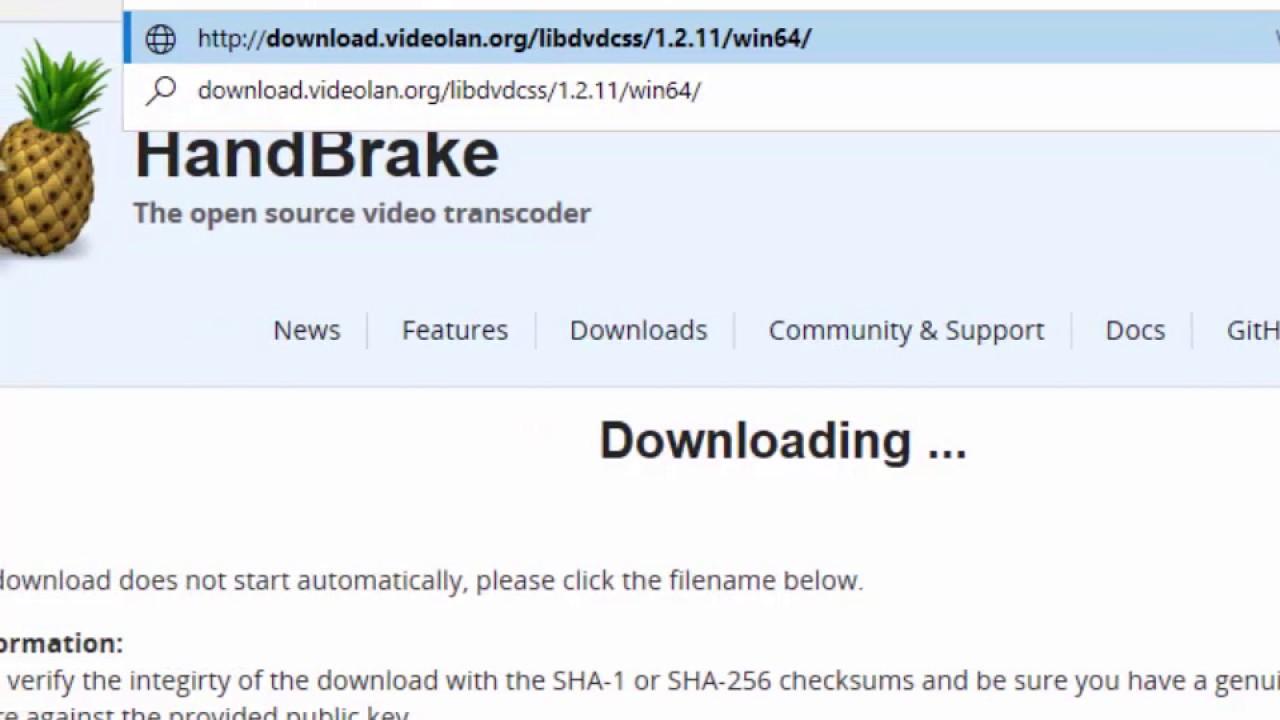 dvd43 plug in 64 bit