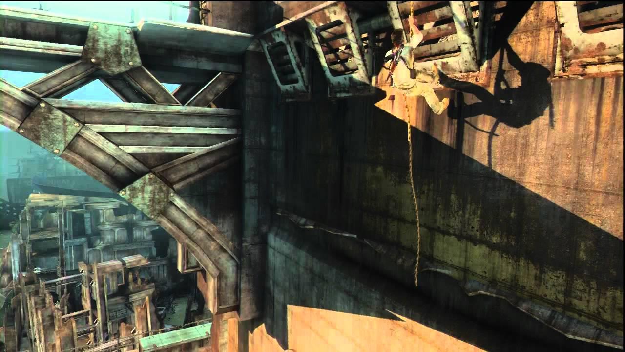 Uncharted 3 Treasure Locations: Treasure 63 Unusual Blue ...