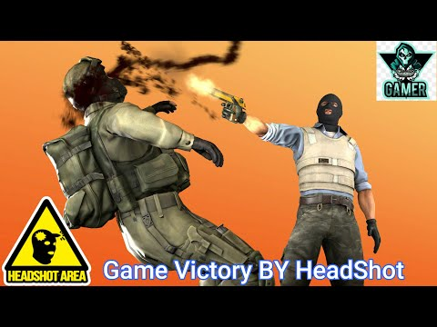 Game Victory BY HeadShot 12 year old
