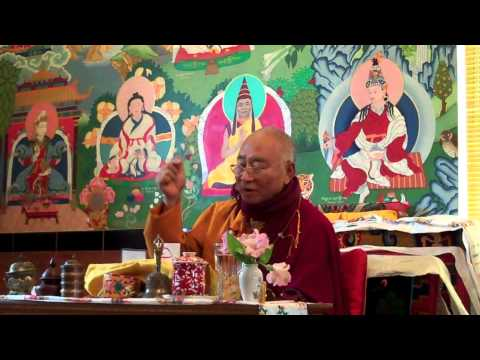 Every Teaching Leads to Dzogchen and Dzogchen is Beyond Conception