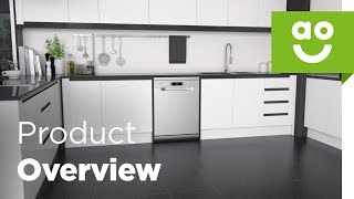 Samsung Dishwasher DW60M6050FS Product Overview | ao.com