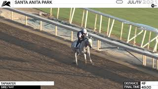 Preview of the Osunitas Stakes at Del Mar on July 17th, 2021.
