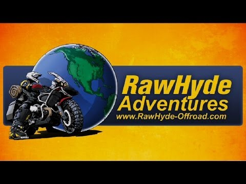 RawHyde Adventure Academy - The Ride of My Life