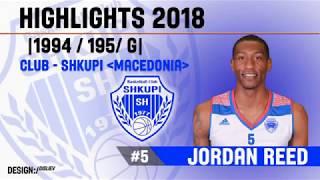 Jordan Reed Highlights 2018