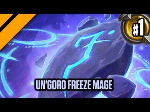 Day9 HearthStone Decktacular #310   Un'Goro Freeze Mage