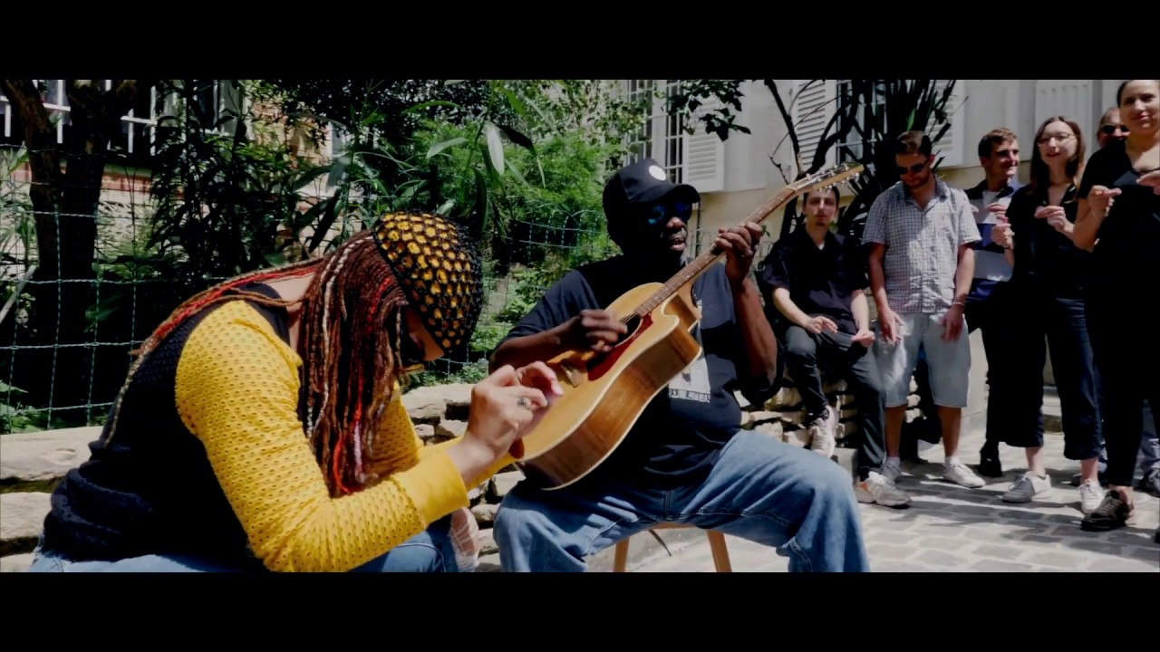 Lucky Peterson | Don't Want Nobody But You feat. Tamara Tramell (Acoustic Session @Pias)