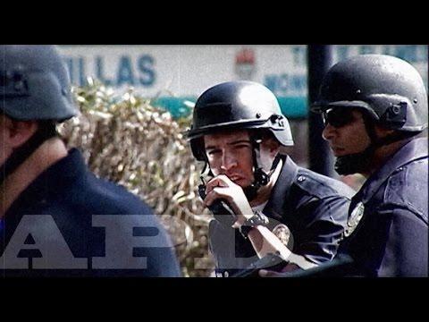 LAPD Reserve Police Officers -- Recruitment Public Service Announcement (PSA)
