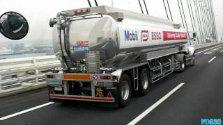 ケンワースのタンクローリー30KL仕様 3  MEU KENWORTH T358 30kl tanker