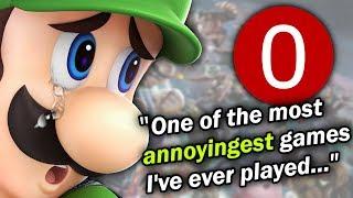 HILARIOUSLY Bad Smash Bros. Ultimate REVIEWS thumbnail