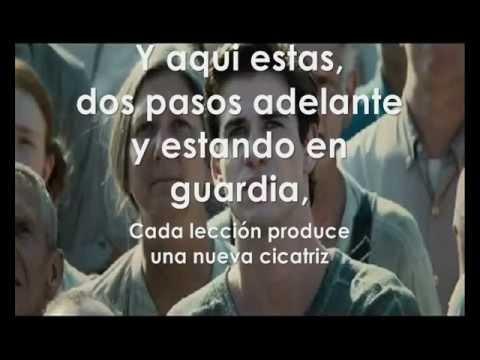Eyes Open (Subtitulada en Español) - Taylor Swift [Hunger Games Soundtrack]