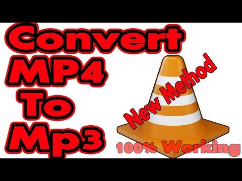 How To Convert Mp4 To Mp3 Using VLC Media Player (Very Simple)