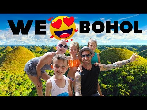 BEST OF BOHOL PHILIPPINES | Family Travel Vlog (2019)