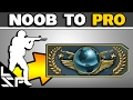 CS:GO NOOB TO PRO #16 - How to rank up!