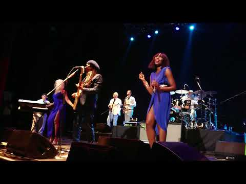CHIC- Get Lucky/Chic Cheer/My Forbidden Lover/Let´s Dance/Le Freak-Live in Buenos Aires 2017