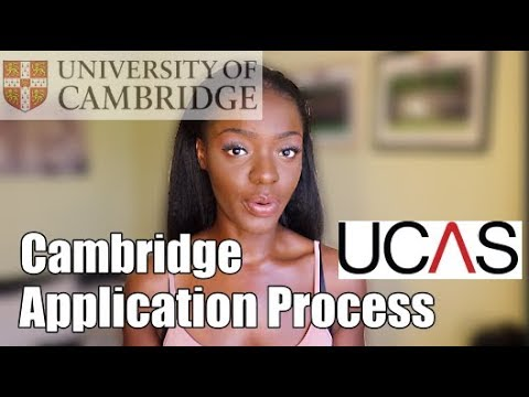 How Does a Cambridge University Application Work? | SimplyCambridge Ep.1