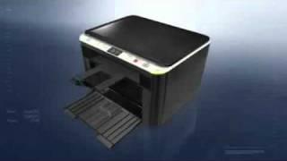 Samsung Printer SCX-3200