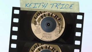 "Keith Trice ""Pitty Pat"" parts 1&2 Gold Futrue records 7"""