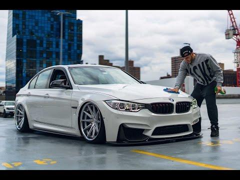 YOLO M3 | BMW M3 2017 (4K)