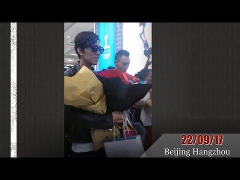 Dimash Beijing, Hangzhou | Димаш прибыл в Китай