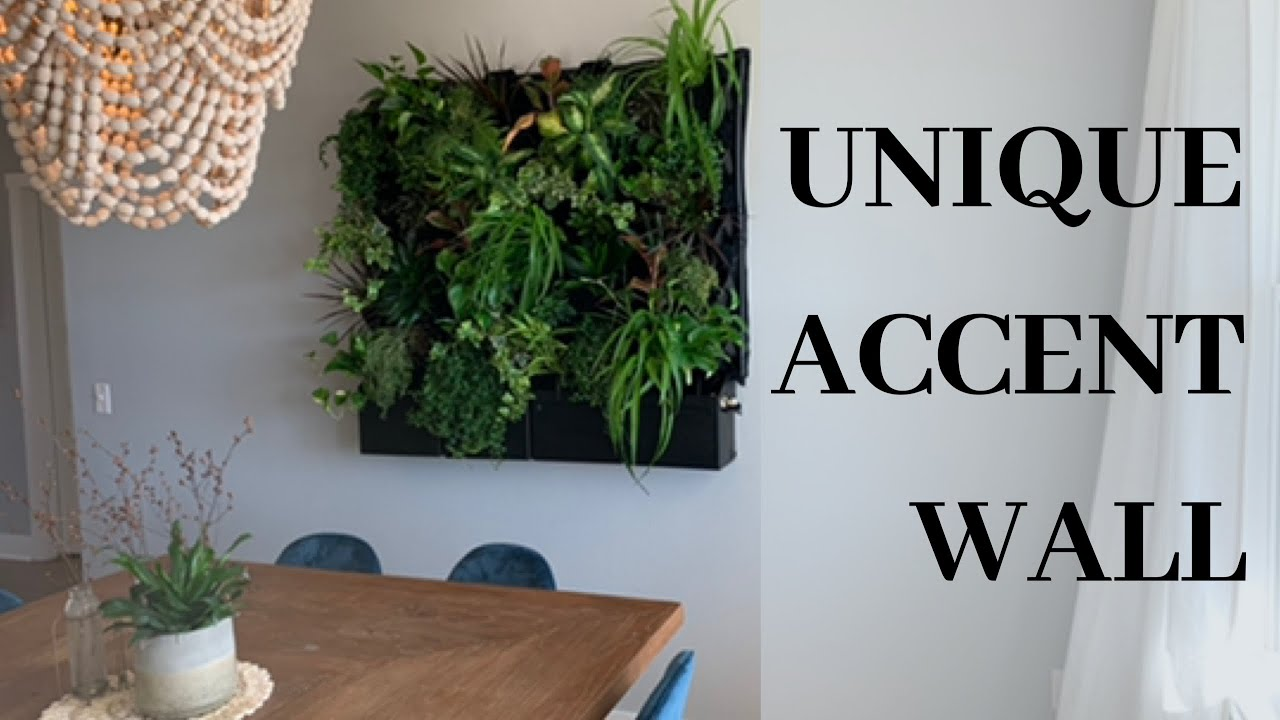 GrowUp GreenWall - (Currently ON SALE!) - Houseplant Decor