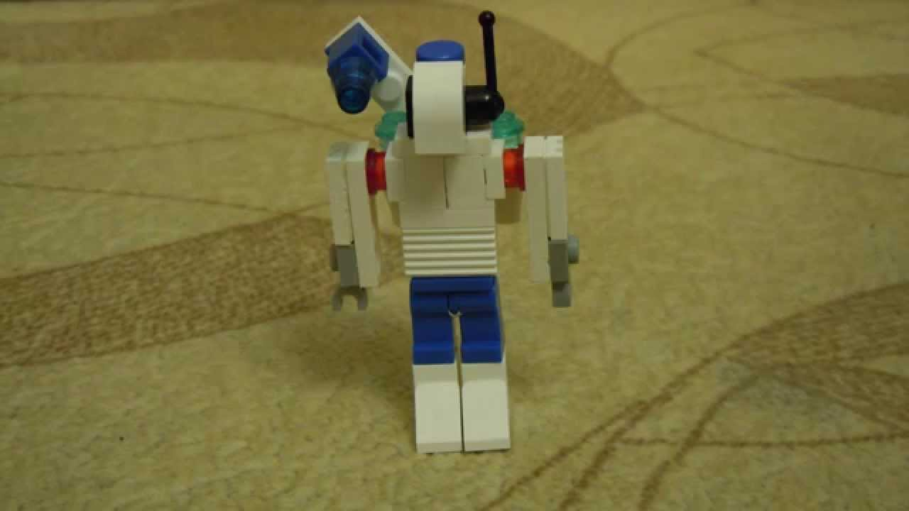 LEGEE -668 - Проверка робота