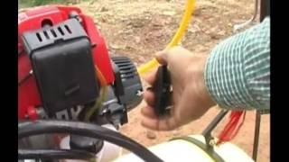 रायुपर के कमल पांडे ने बनाई उपयोग शक्तिचालित छिड़काव मशीन