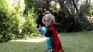 blankyclip: superheroes!  keepin' it real