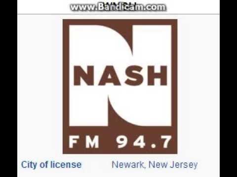 WNSH NashFM 94.7 Newark, NJ TOTH ID at 8:00 p.m. 10/16/2014
