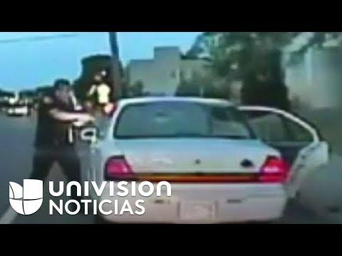 Publican nuevo video del momento en el que un policía le dispara a un conductor en Minnesota