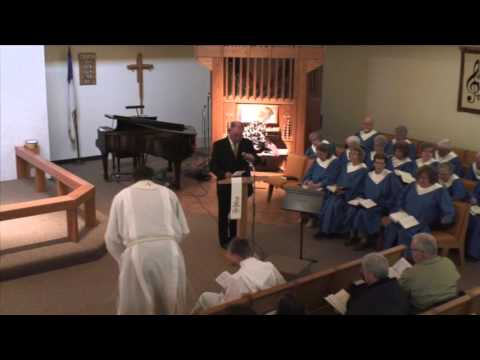 5-1-16 Good Shepherd Lutheran Church Service