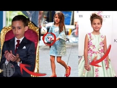 10 Richest Kids In The World