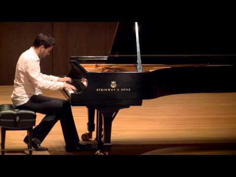 Jean-Philippe Sylvestre piano, Chopin étude Op.10 No.4 extrait