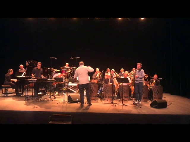 Plein Jazz Big Band & Franck Tortiller - Valse5