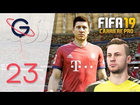 FIFA 19 : CARRIÈRE PRO FR #23 - Le CHOC de fin de saison !