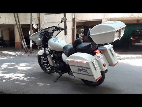 Full Download] Royal Enfiled Bike Modification Into Harley
