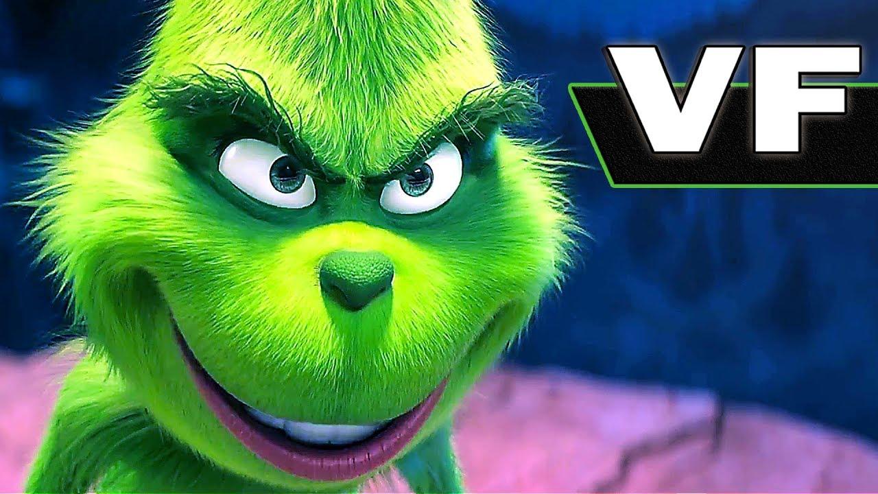 LE GRINCH Bande Annonce VF #3 (Animation, 2018) NOUVELLE