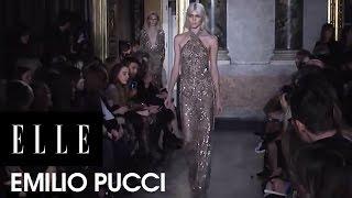 Emilio Pucci - Fall 2014 RTW - ELLE